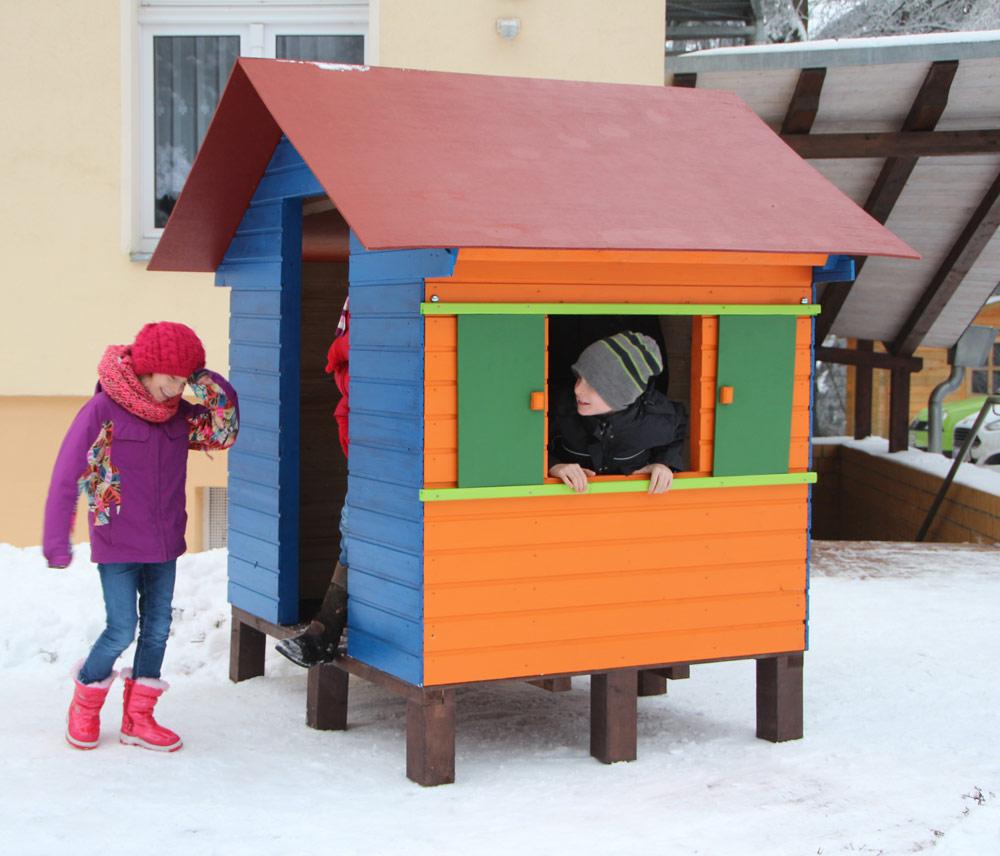 Spielhaus Piratenschiff Holz ~ Spielhaus Bauen Ein Haus Für Kinder Pictures to pin on Pinterest